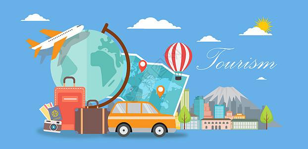 出国旅游图片