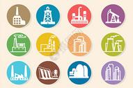 工厂建筑类图标图片