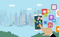 城市互联 智能生活图片