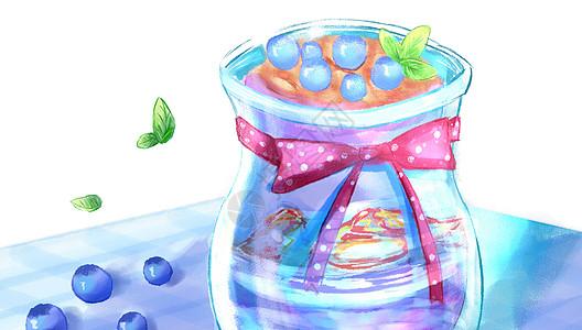 水果甜品图片