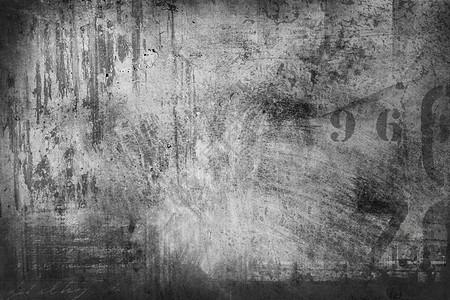 灰色复古纹理背景图片