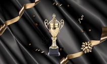 创意颁奖场景图片