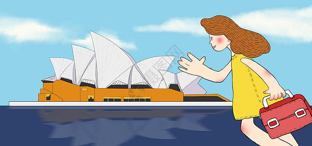 悉尼歌剧院旅游图片