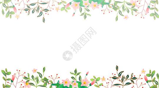 花卉背景图片