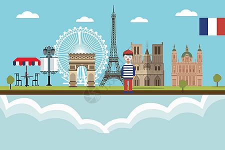 法国旅游图片