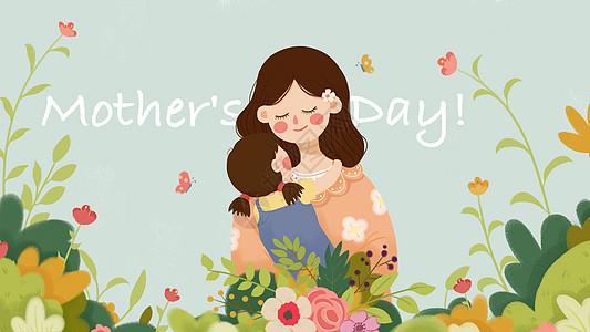 温馨母亲节图片