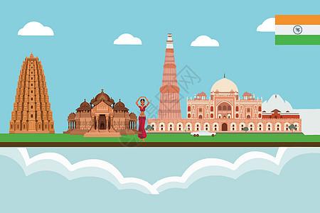 印度旅游图片
