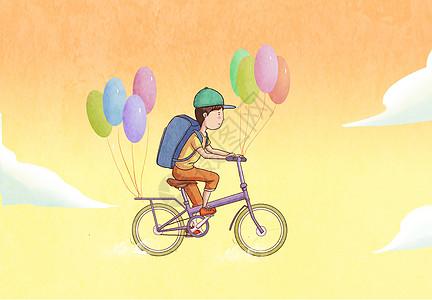 儿童节的幻想图片
