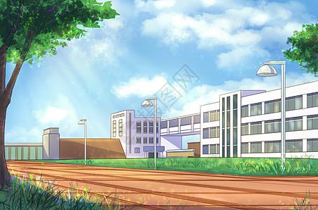 夏日青春学园-毕业季图片