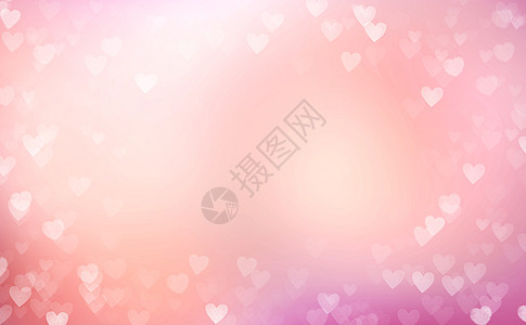 粉色梦幻背景图片
