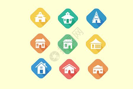 住宅小图标图片