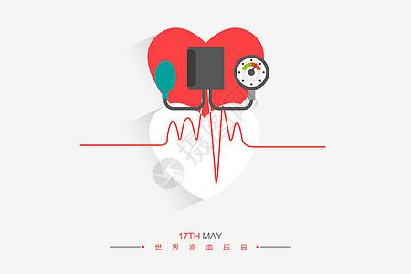 世界高血压日图片