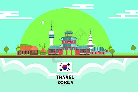 韩国旅游图片