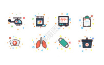 医疗MBE图标图片