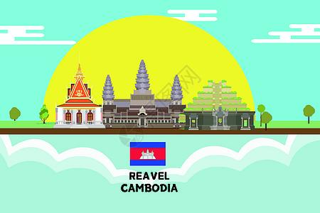 柬埔寨旅游图片