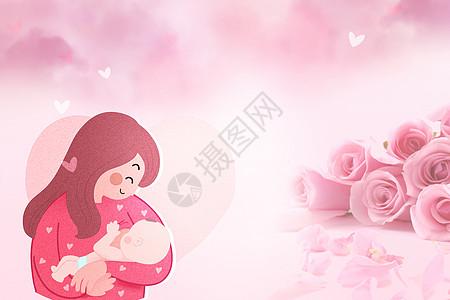 母亲节图片背景图片