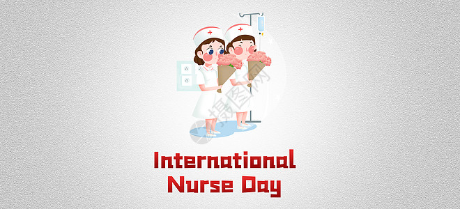 国际护士日图片
