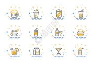 饮品元素图片