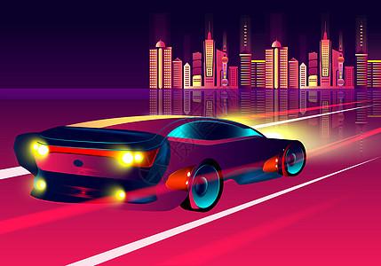城市汽车交通图片
