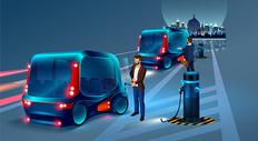 城市电动汽车图片