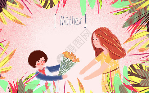 母亲节的礼物图片