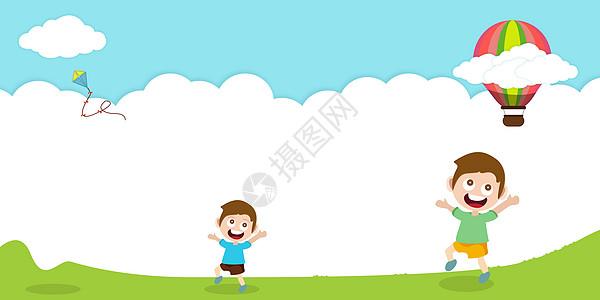 精品儿童节作品图片