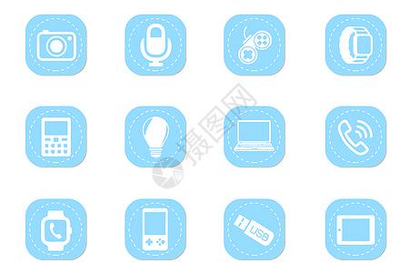 电子图标图片