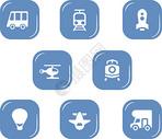 交通图标元素图片