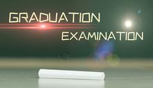 毕业考试图片
