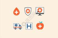 医疗类图标400160385图片