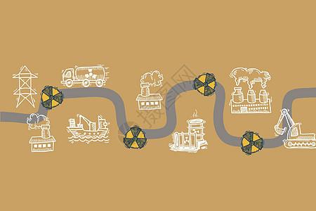 工业动漫图片