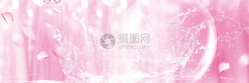 护肤品电商banner图片
