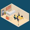 商务场景图片