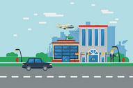 商务中心图片