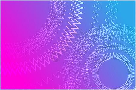动感几何线条图片