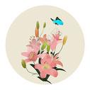 中国风花卉400162685图片