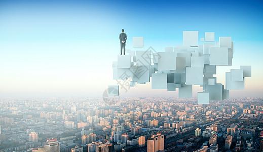 创意商务背景图片