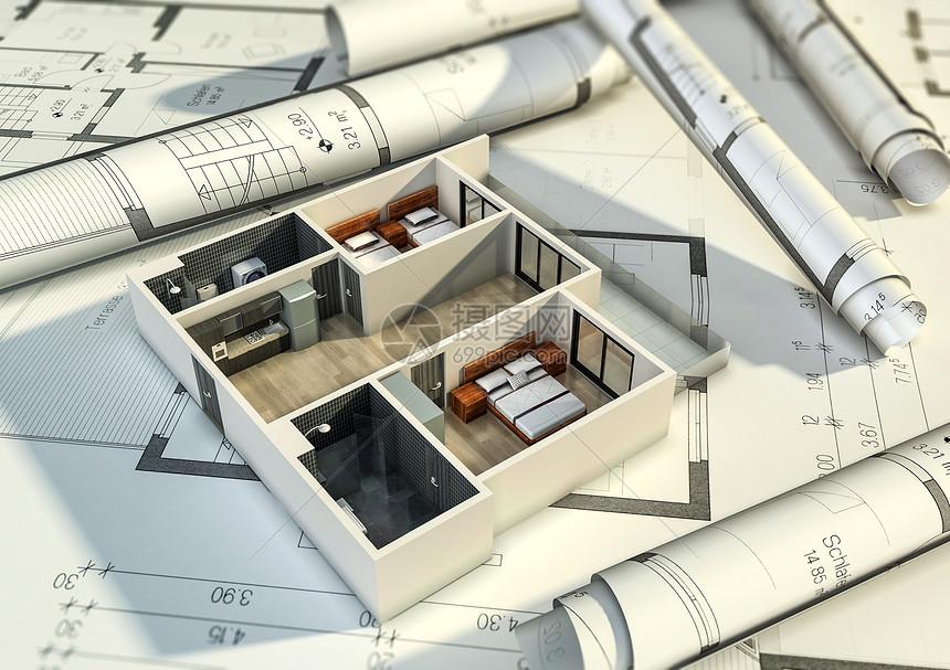 建筑设计概念图图片