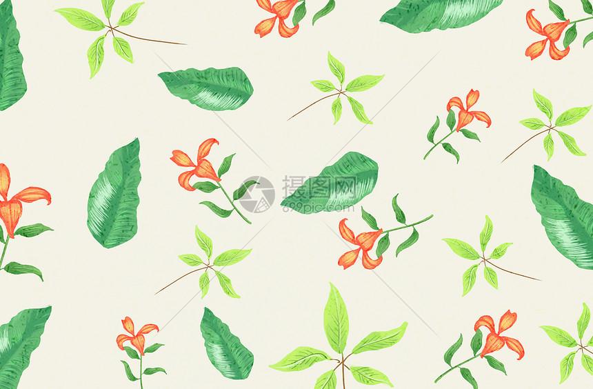 植被花卉背景图片