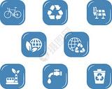 环保图标元素图片