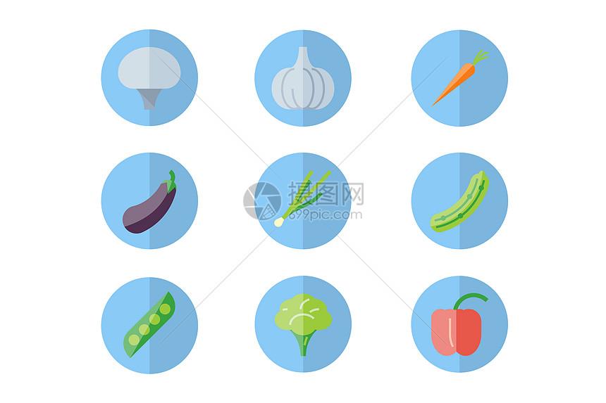 食材图标图片