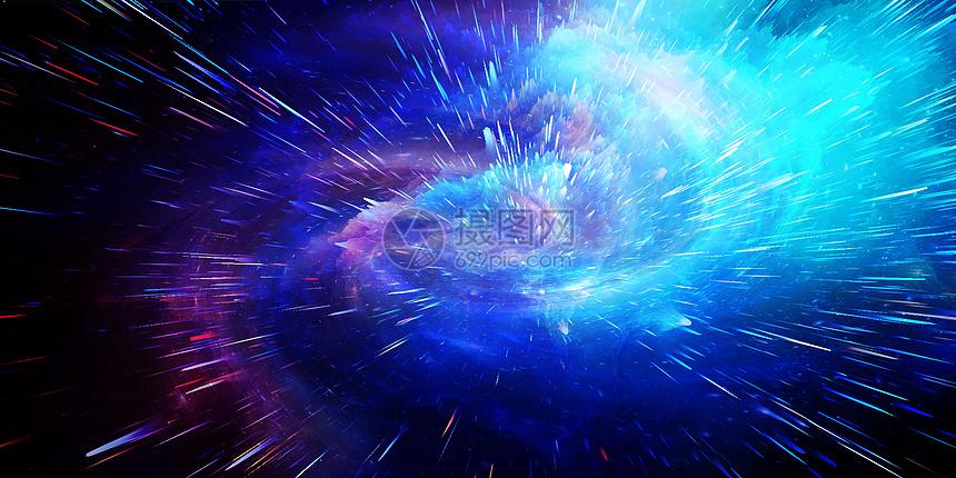 科技宇宙背景图片
