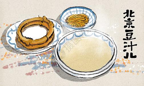 北京豆汁儿图片