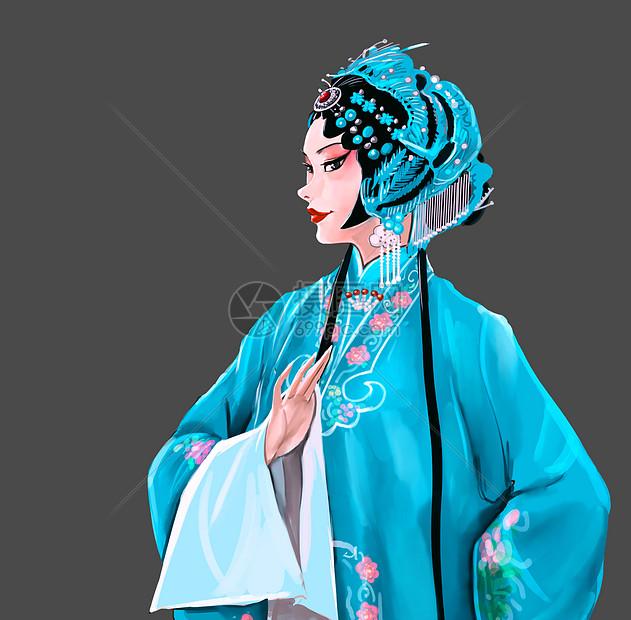 中国戏曲 青衣图片