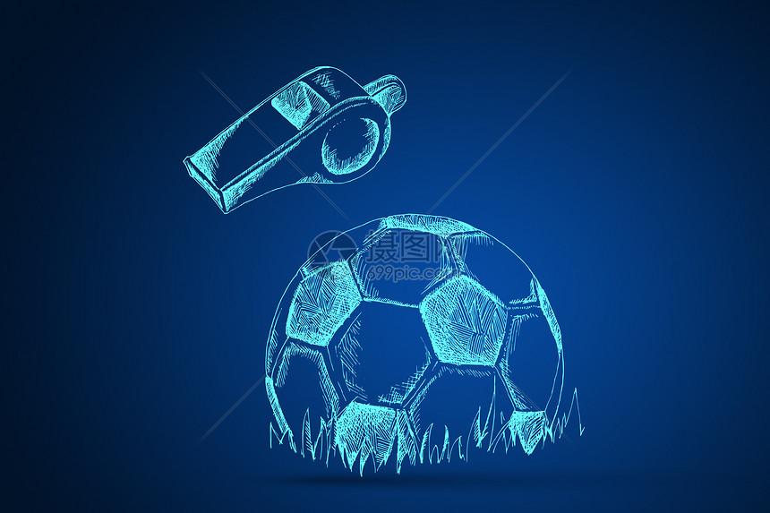 创意世界杯图片图片