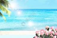 清新banner背景图片