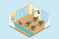 餐厅场景图片
