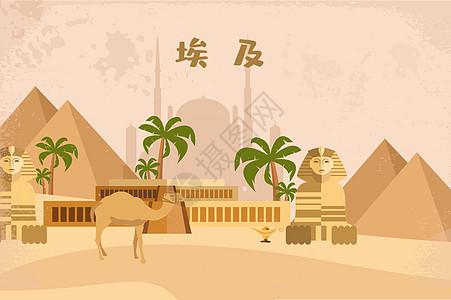 埃及城市图片