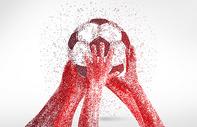 创意世界杯粒子图片图片