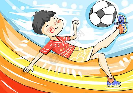 足球运动图片